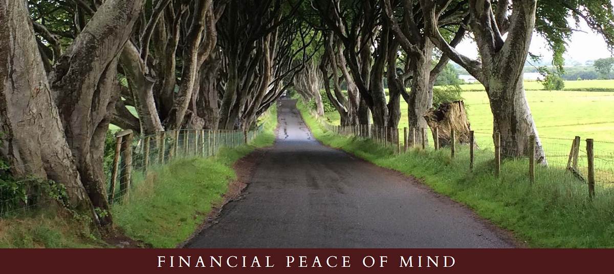 Financial Peace of Mind