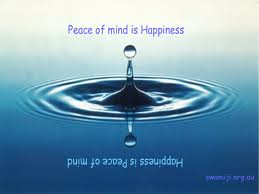 Peace water
